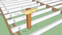 Deck seat plans