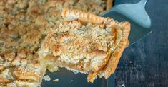 The best way to make pie for a crowd. Apple Desserts, Just Desserts, Dessert Recipes, Tart Recipes, Yummy Recipes, Recipies, Apple Slab Pie, Apple Cake, Just Pies