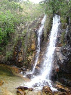 Cachoeira dos Cristais, Alto Paraiso, GO - Brazil
