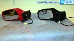 http://strictlyforeign.biz/ How To Install Replace Fix Broken Side Rear View Mirror 2000-05 Toyota C...