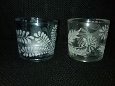 My work with glass