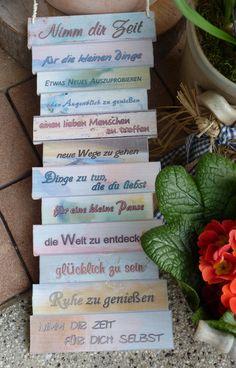 Wunderschöne Dekotafel zum aufhängen oder anlehnen mit Holzherz im Shabby Stil Ideal zum Verschenken - z. B. als Geburtstagsgeschenk - für eine liebe Freundin oder einen Freund - zum Muttertag...