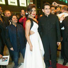 Priyanka Chopra on the red carpet at TIFF (2014) #priyankachopra #tiff #tiff2014 #bollywood #marykom #follow