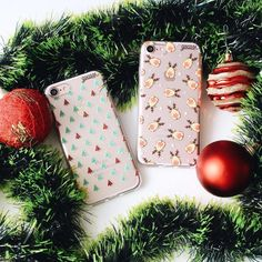 Christmas is not so much about opening presents, am I right? {cases name: Christmas Trees