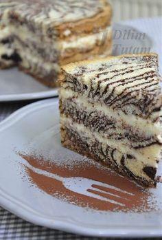 kek,kakao,zebra kek,pasta,iki renkli pasta