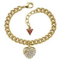 Buy your Guess Crystal Crush Silver Heart Bracelet online now at House of Fraser. Shop online or in-store for some of the UK's favourite products. Gold Necklace, Pendant Necklace, Platinum Jewelry, Metal Bracelets, Heart Bracelet, Stainless Steel Bracelet, Jewelry Watches, Swarovski, Hanger