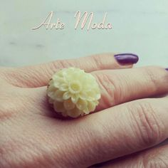 Modello Fiore...#rings#accessori#bijoux#flowers#jewels#fashion#moda#madeinitaly#depop#instagram#