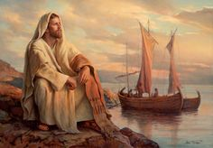 Jesus Christ... painting by Greg Olsen