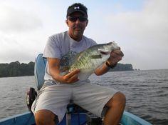 Fishing Toledo bend