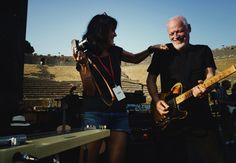 David Gilmour live at Pompeii – a photo essay | Art and design | The Guardian