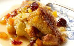 An easy cinnamon raisin bread pudding straight from an Irish American Mom.