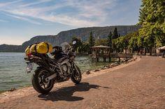 Yamaha FZ6 Fazer am Lago di Garda  #gardasee #italien #lagodigarda #motorrad #yamaha #fz6 #fazer