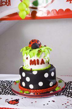 Mia Ladybug | CatchMyParty.com