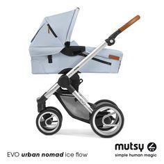 Mutsy EVO I urban nomad ice flow