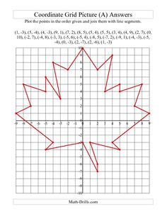 Worksheet Math Plotting Points Worksheets snowflakes world and student on pinterest geometry worksheet plotting coordinate points art