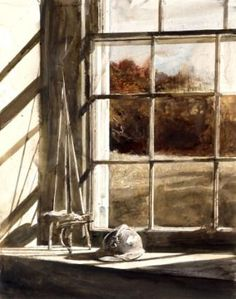 Andrew Wyeth, Crossed Swords