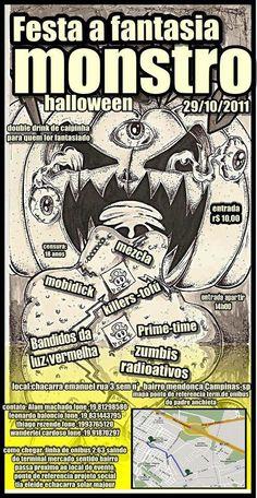Evento Monstro Hallowen