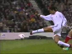 9º Copa de Europa Bayer Leverkusen 1-2 Real Madrid (2002) Real Madrid, Finals, Champion, Soccer, Youtube, Breakfast Nook, Trainers, Training, Hs Football