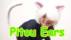 26f1d39a2c3 Craft Monday - Pitou Cosplay Cat Ears Final Version - Day 605