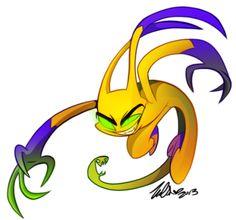 Character by VivziePop