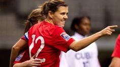 Canada's quest to defend their Olympic bronze medal in women's soccer begins on…