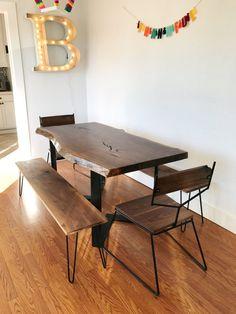 Пользовательские Живая Пограничный Обеденный стол