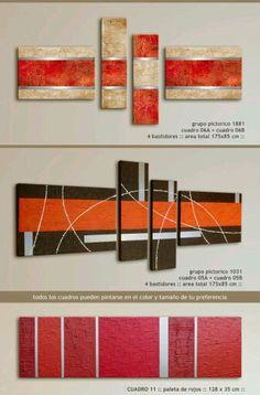 Abstract Geometric Art, Abstract Canvas Art, Diy Canvas Art, Canvas Painting Tutorials, Diy Painting, Wood Wall Art, Diy Art, Wall Art Prints, Paintings
