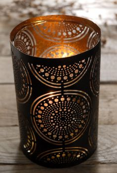 Metal Cut Out Lima Votive Holders $10.99 each / 6 for $9 each