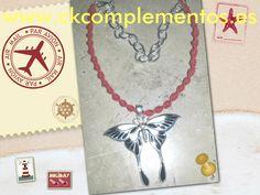 cordon realizado a mano. www.ckcomplementos.es