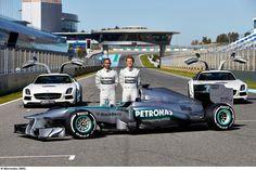 Formule 1 : Mercedes souhaite poursuivre avec son duo actuel