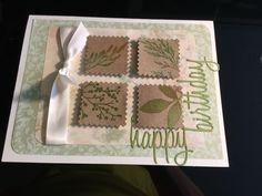 Spellbinders stamp die, Thinlets Celebrations