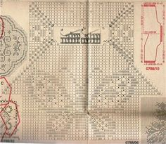 Gallery.ru / Фото #109 - филейное вязание 1 - g-lida