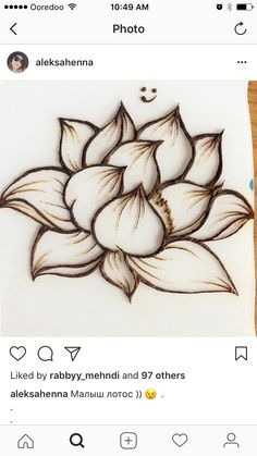 Henna Tattoo Designs Simple, Basic Mehndi Designs, Latest Bridal Mehndi Designs, Mehndi Designs For Girls, Mehendi, Henna Mehndi, Hand Henna, Rose Henna, Flower Henna