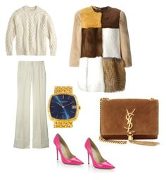 """""""A girl should be two things. Classy and Fabulous. -Coco Chanel"""" by reneerapp on Polyvore"""