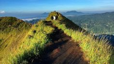 Mount Batur trekking on daylight tour we create for you Bali traveler who want to do hiking in Mount Batur without weak up on early morning. Although without looking awesome sunrise, on day times the surrounding view from this volcano with altitude of 1.717 meter above sea level is keep beauty.