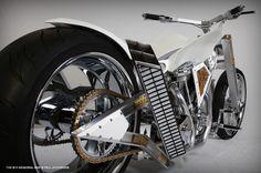 9/11 Tribute bike by Paul Jr. Designs