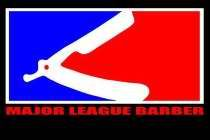 major league logo | MAJOR LEAGUE BARBER logo