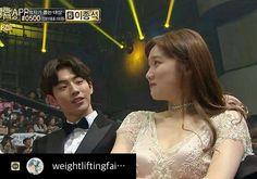 Nam Joo Hyuk Selca, Nam Joo Hyuk Lee Sung Kyung, Weighlifting Fairy Kim Bok Joo, Joon Hyung, Kim Book, Swag Couples, Jimin, Nam Joohyuk, Weightlifting Fairy