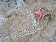 Vintage lace....