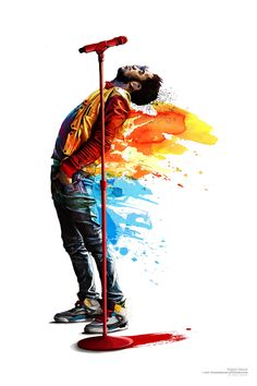 'Spirit of Kid Cudi' Poster by Blank Space Trash Polka, Kid Cudi Wallpaper, Glitch Wallpaper, Kid Cudi Tattoos, Kid Cudi Poster, Kid Cudi Quotes, African Tattoo, Man On The Moon, Psychedelic Art