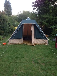 Obelink hypercamp Eldorado pyramid tent