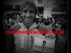 Pere Rullan Campeon España Carreras Montaña 2015 entrevista por MemphisMadrid en Zegama - YouTube