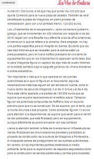CORES DE CAMBADOS: A XUNTA DA 13 EUROS PARA O CENTRO DE DIA DE CAMBAD...
