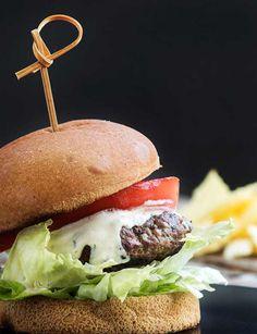 Gluten Free Ranch BurgersReally nice recipes. Every hour.Show me  Mein Blog: Alles rund um die Themen Genuss & Geschmack  Kochen Backen Braten Vorspeisen Hauptgerichte und Desserts # Hashtag