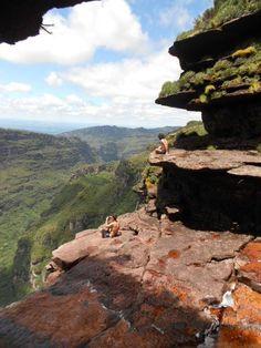 Cachoeira da Fumaça, Vale do Capão - Chapada Diamantina- BA