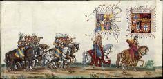 Triumphzug Kaiser Maximilian's 1518