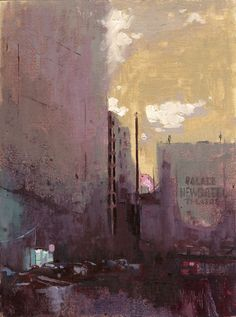 william wray - parking booth