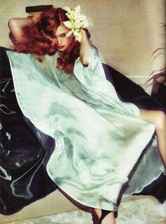 70s Glamazon Editorials : Gertrud Hegelund Harper's Bazaar