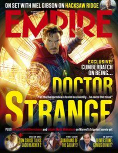 Empire October 2016 - Doctor Strange