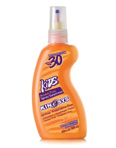 SPF 30 Alcohol/Fragrance Free Spray | KINeSYS | Must-Have Skin ...